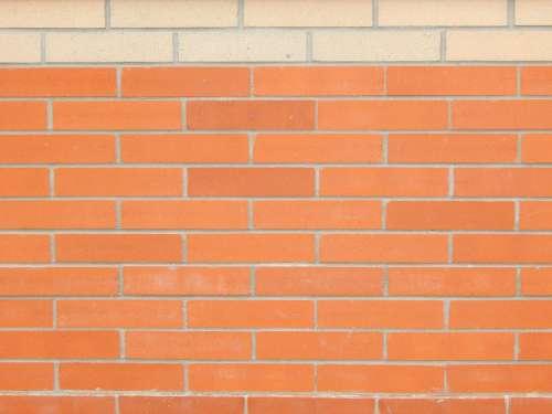 Brick Red Masonry Background Texture Brickwork