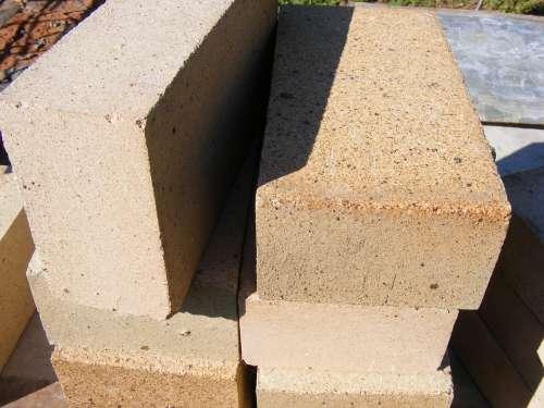 Bricks Chamotte Fireclay Furnaces Refractory