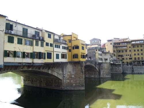 Bridge Old Tuscany