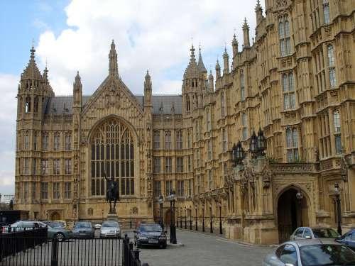 British Parliament Parliament London Structure