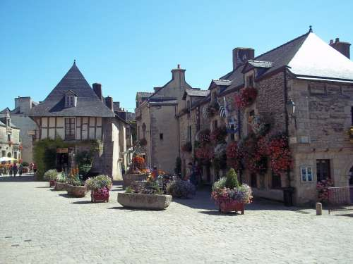 Brittany Story Homes Houses France