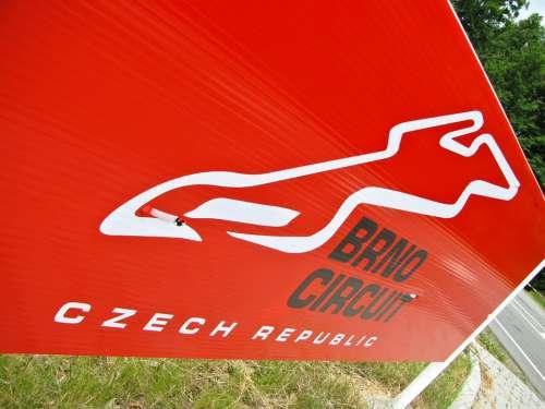 Brno Czech Republic Circuit Race Track Race Track