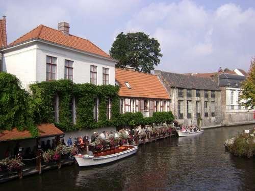 Bruges Belgium Europe