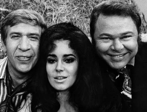 Buck Owens Lisa Todd Roy Clark Singers Songwriters