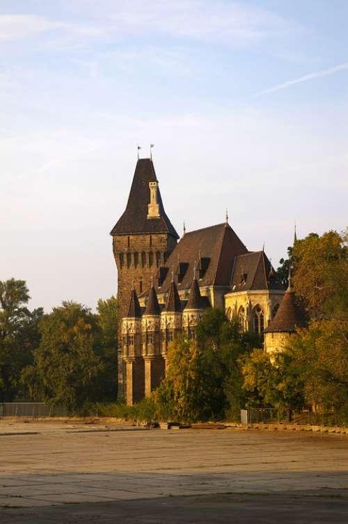 Budapest Castle City
