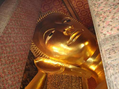 Buddha Bangkok Harmony Religion Asia Faith