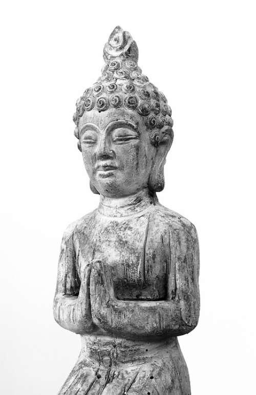 Buddha Meditation Buddhism Sculpture