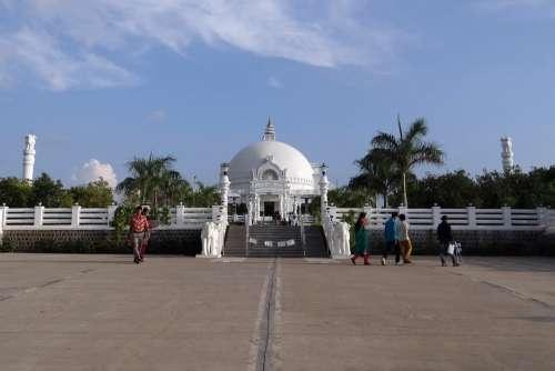 Buddha Vihar Gulbarga Buddhism Religious Karnataka