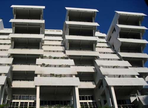 Building Office Architecture Design Skyscraper