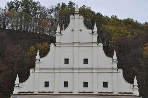 Building Granary Architecture Monument