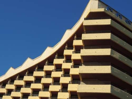 Building Construction Windows Floors Perspectives