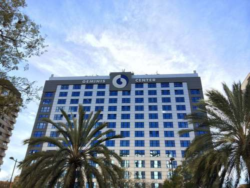 Building Gemini Building Gemini Center Valencia