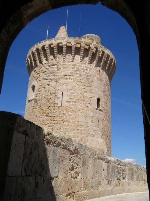 Building Architecture Majorca Spain Tour Tourism