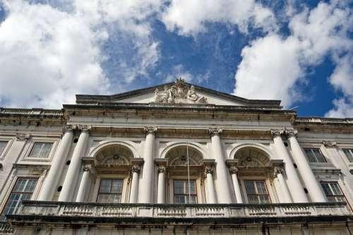 Building Arch Architecture Lisbon Landmark