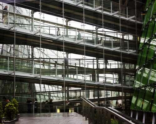 Building Office Glass Naas Kildare Ireland