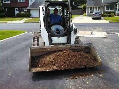 Bulldozer Caterpillar Excavator Shovel