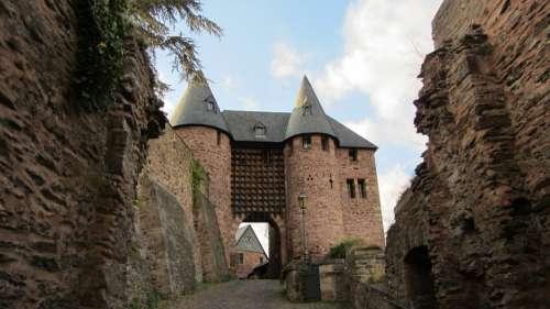 Burg Hengebach Castle Heimbach Eifel National Park