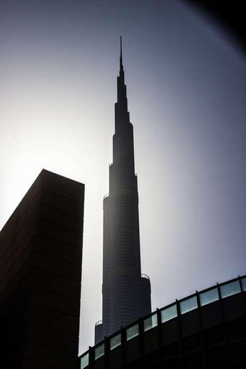 Burj Khalifa The World'S Tallest Building Dubai