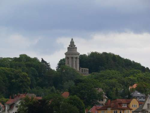 Burschenschaft Memorial Eisenach Monument Tradition
