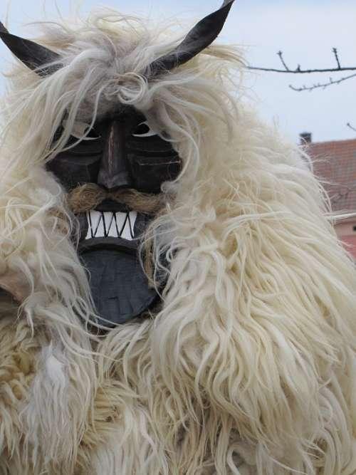 Busó Costume Carnival