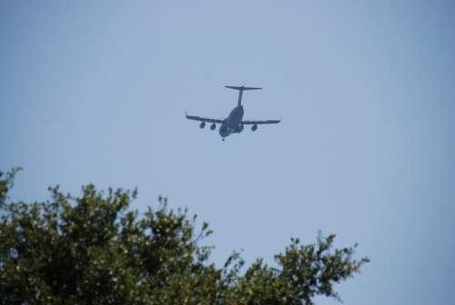 C17 Plane Airplane Aircraft Flight Sky Jet