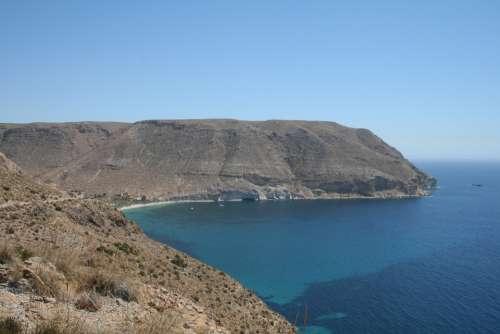 Cabo De Gata Níjar Landscapes Almeria Beaches