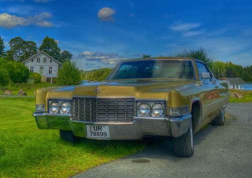 Cadillac Cars Auto