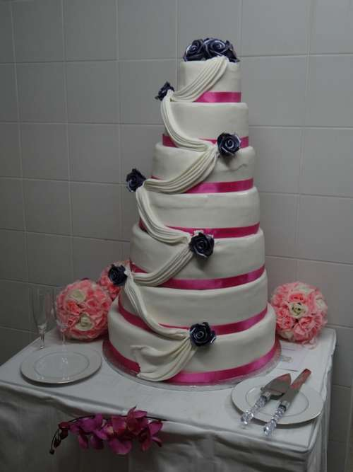 Cake Wedding Wedding Cake Dessert