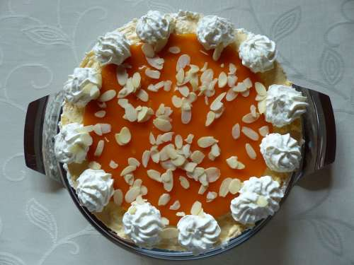 Cake Sanddorn-Pie Specialty