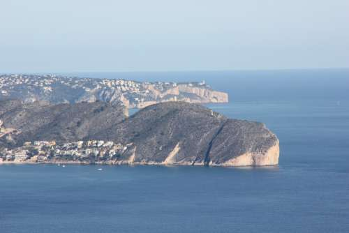 Calpe Alicante Spain