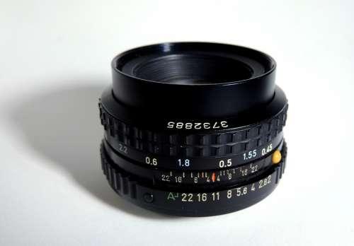 Camera Photographic Analog Former Lens 50 Mm