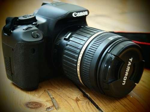 Camera Canon Eos Photo Recording Photograph