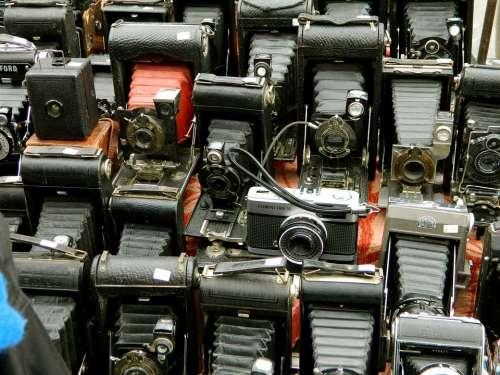 Cameras Texture Photography Market Lenses