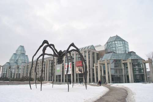 Canada Ottawa Art Gallery Building Exhibition