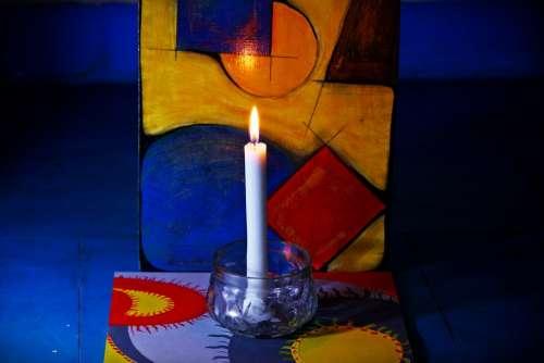 Candela Spark Plug Sailing Colors Flame Fire Blue