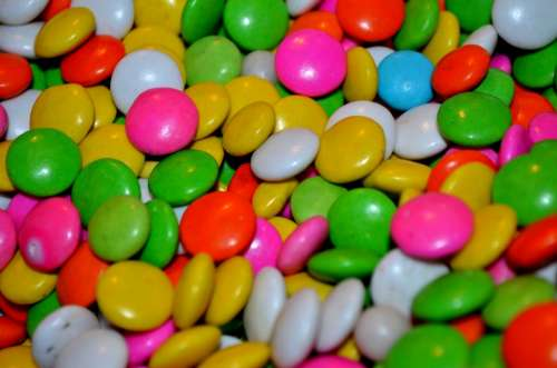 Candies Sweets Sugar Colors Confection