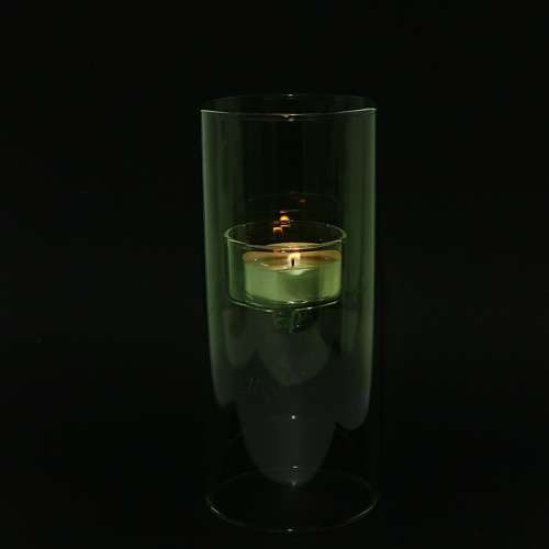 Candle Light Lighting Decoration Glass