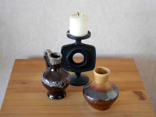 Candle Candlestick Vase Decoration Living Room
