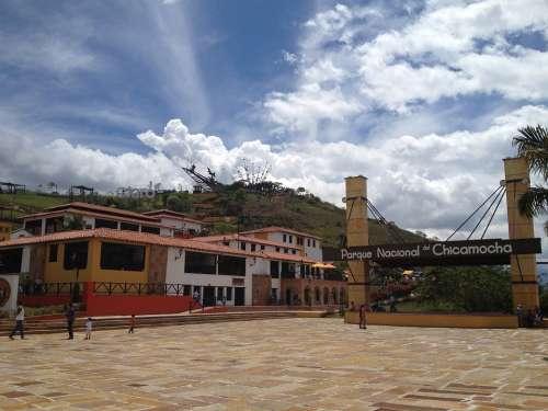 Cannon Mountain Santander Chicamocha
