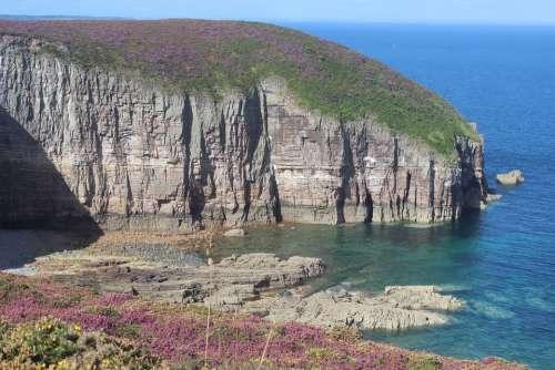 Cap Fréhel Brittany Sea