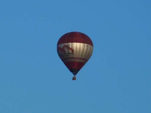 Captive Balloon Balloon Hot Air Balloon