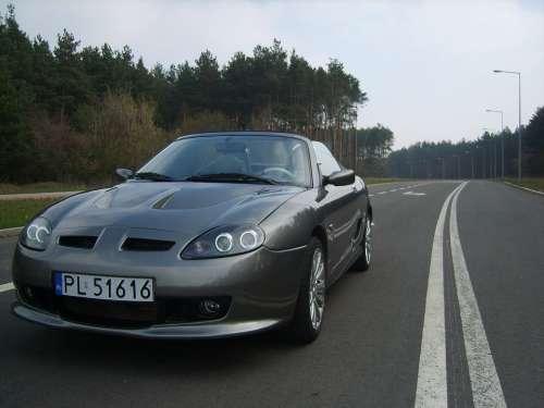 Car Convertible Sports Car