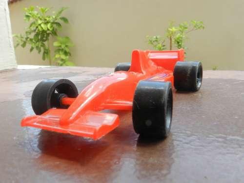 Car Toy Blur