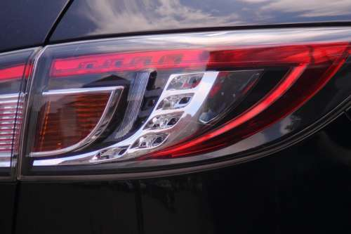 Car Taillights Lights Auto Spotlight Back Light