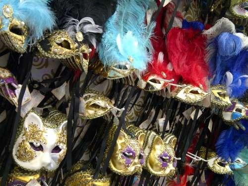 Carnival Masks Mask Party Costume Festival