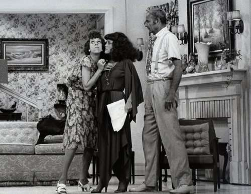 Carol Burnett Madeline Kahn Harvey Korman Actress