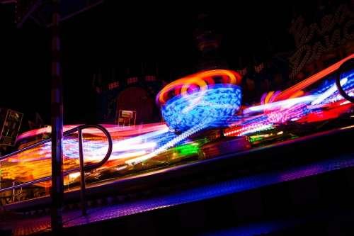 Carousel Break Dance Folk Festival Hustle And Bustle