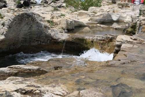 Cascades The Waterfalls Of Saudatet Saudatet