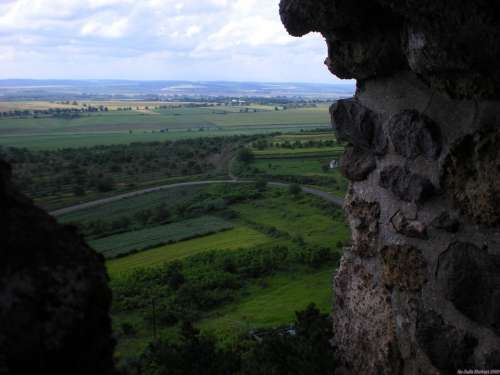 Castle Medieval Castle Boldogkőváralja