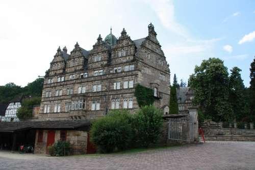 Castle Hämelschenburg